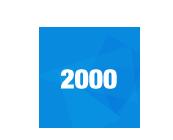 2000家客户案例实施成果